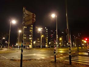 Photo: 夜の街。