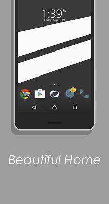 Material Premium Gray White - screenshot