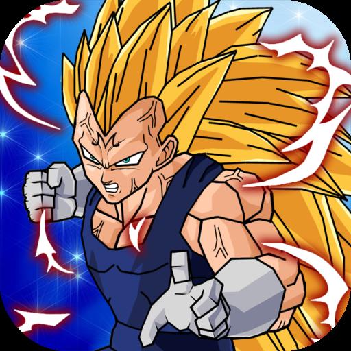 Dragon Z Proud Saiyan Warrior (game)