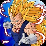 Dragon Z Proud Saiyan Warrior Icon