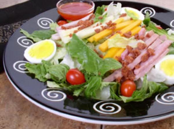Traditional Chef Salad Recipe