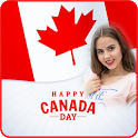 Canada Day Photo Frames icon