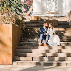 Wedding photographer Anastasija Sp (AnastasijaSerge). Photo of 20.11.2018