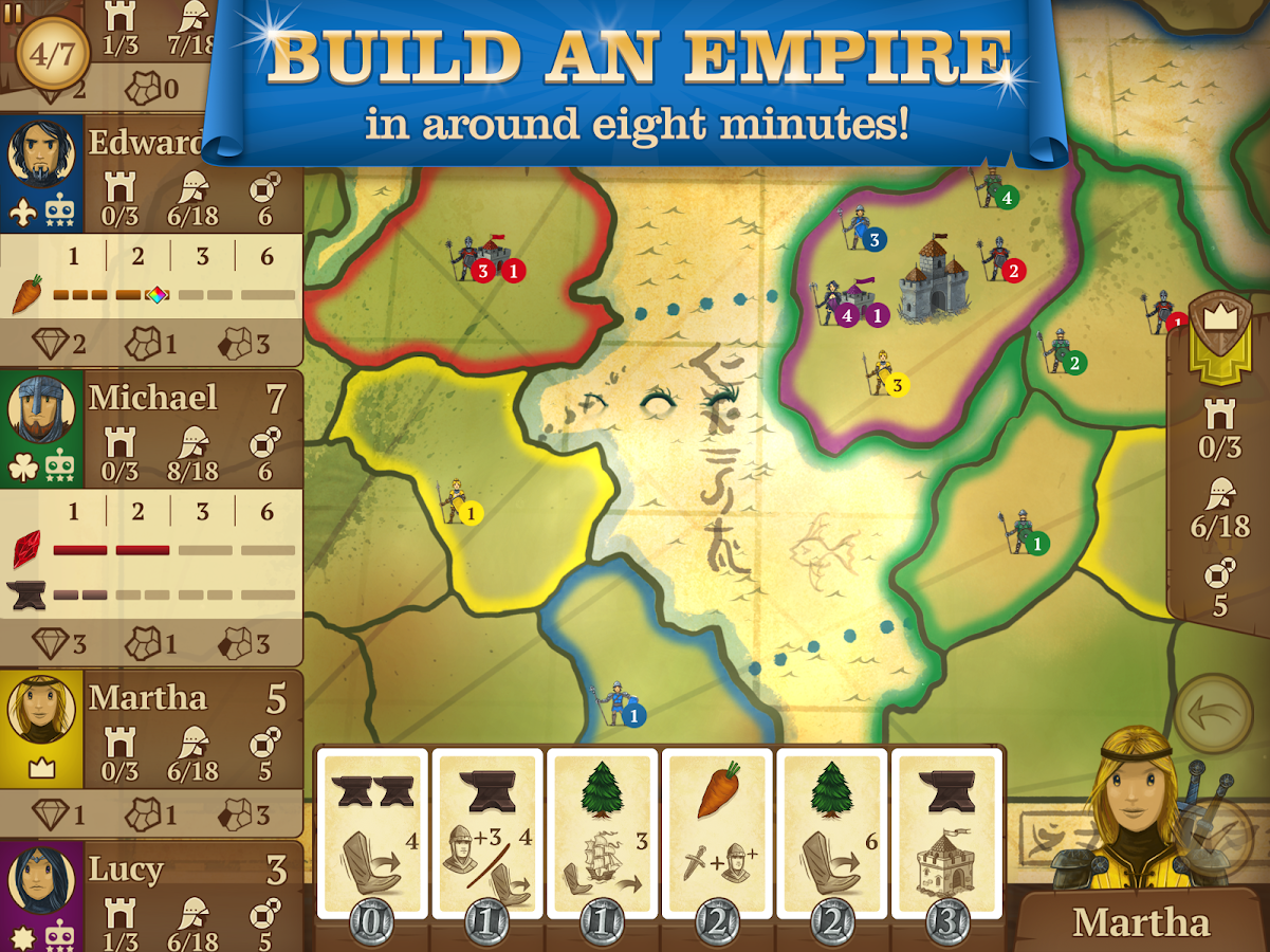 Eight-Minute Empire- screenshot