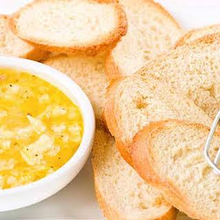 Sicilian Lemon Dip.