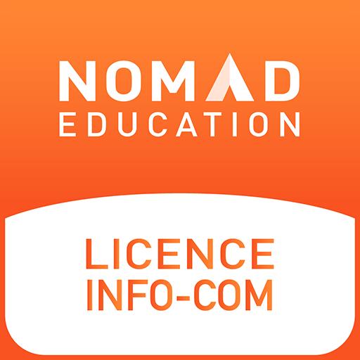 Licence Info-Com: L1, L2, L3 Révision, Cours, Quiz Icon
