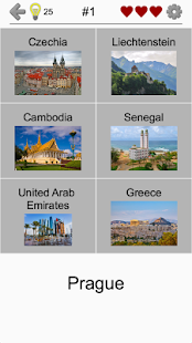 Capitals Of All Countries In The World City Quiz Android Apps - Capital of all countries in the world