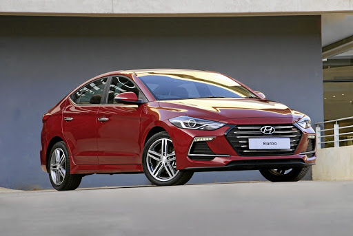 UPPING THE STAKES: The Elantra now has more of an executive look about it.    Picture: HYUNDAI SA