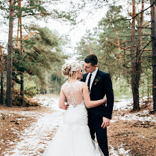 Wedding photographer Anastasiya Mozheyko (nastenavs). Photo of 02.02.2018