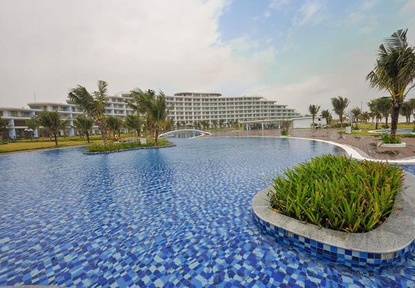 Review hạng Phòng Family Suite Plus tại khách sạn FLC Quy Nhơn 07