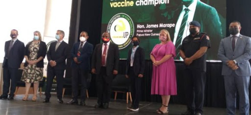 In brief: Vaccine roll-out commences in Papua New Guinea and other business stories