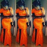 Guinea Brocade Styles
