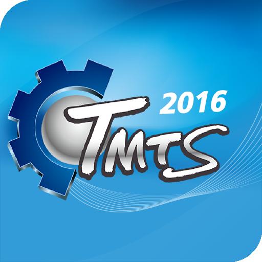 TMTS Show 中文版  台灣工具機展 商業 App LOGO-硬是要APP