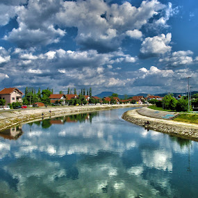 by Vukosava Radenovic - City,  Street & Park  Vistas (  )