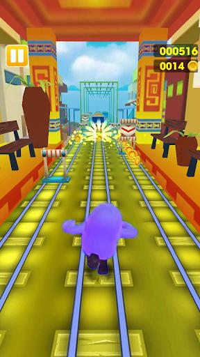 Subway Fall Run Guys 1.0 screenshots 1