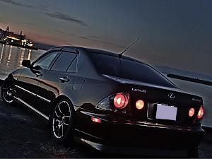 アルテッツァ SXE10 RS200 Limited 6MTのカスタム事例画像 Mr.Tさんの2020年09月18日15:39の投稿