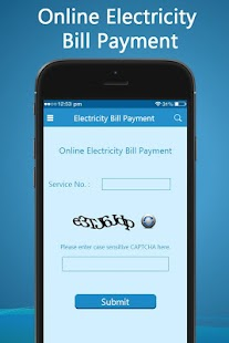 Online Electricity Bill Payment - náhled