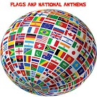 Flag And National Anthems icon