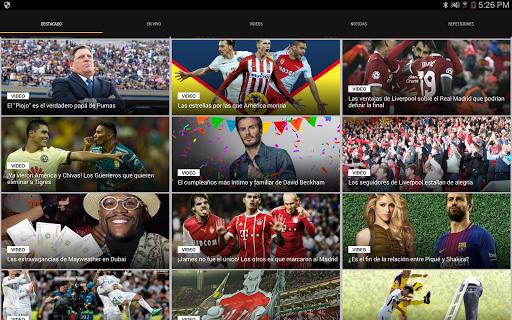Telemundo Deportes - En Vivo screenshot 5