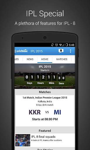 Cricbuzz Cricket Scores News