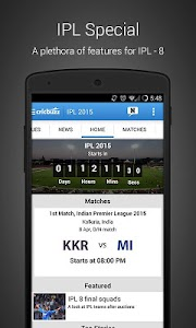 Cricbuzz Cricket Scores & News v2.9.9