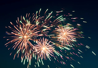 Photo: Hope everyone had a wonderful cuatro de julio!  #fireworks