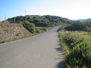 Photo: Carretera a Cavalleria 2