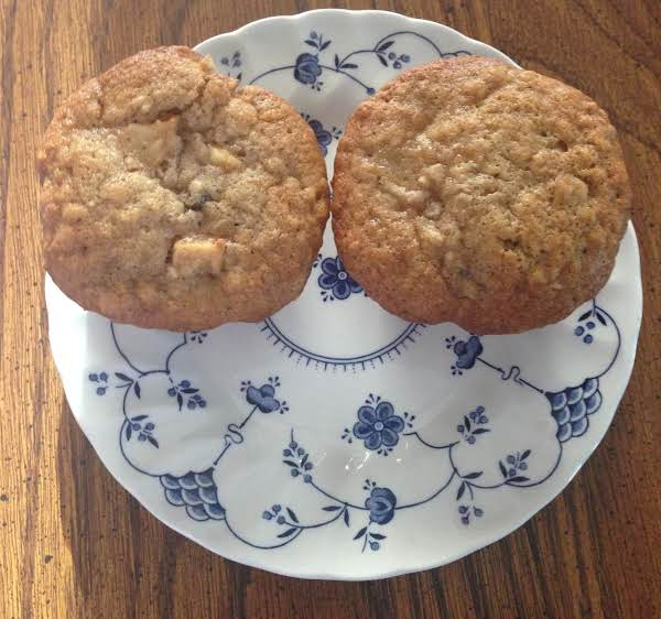 Fruit & Toasted Oat Muffin Recipe