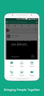 ConnectSocial : Secure Network Screenshot