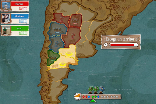 Triviador Argentina screenshot 11
