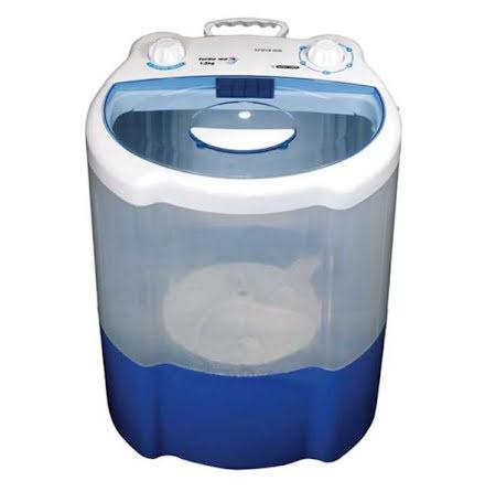 Tvättmaskin 230V Slut för säsongen