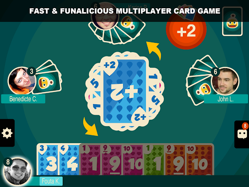 Crazy 8 Multiplayer screenshot 5