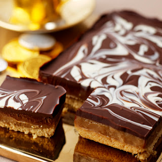 Millionaires Shortbread Dessert Recipes.
