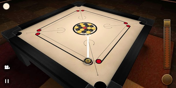 Carrom Club 3D FREE ( CARROM BOARD GAME ) 5
