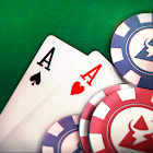 Poker Online: Texas Holdem & Casino Card Games icon