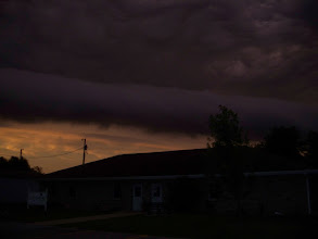 Photo: It looks like rain - Hamfest 2010