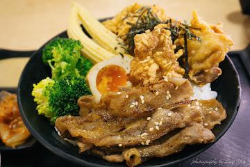 餓-日式燒丼專賣店