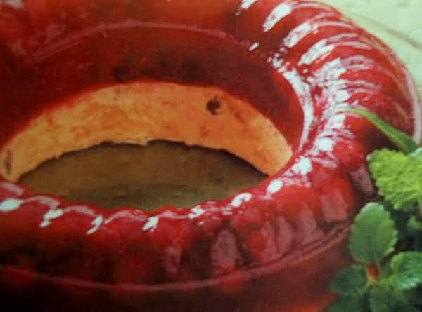 Cherry Ribbon Salad