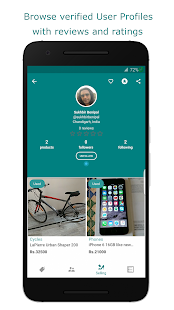 Want: Chat Nearby, Shop Social- screenshot thumbnail
