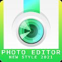 Photo Editor App - New Style 2021 icon