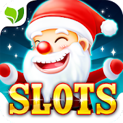 Slot Machines Christmas  Icon