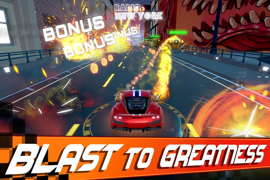 Race'N Blast