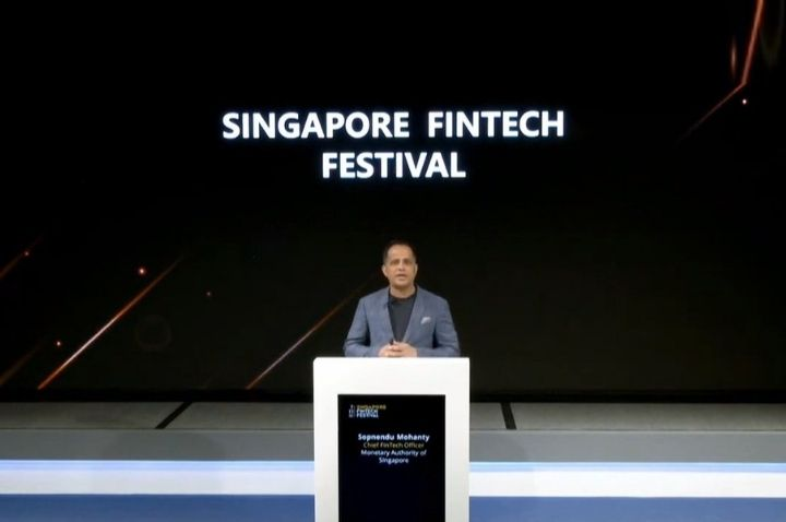 SG Fintech Festival