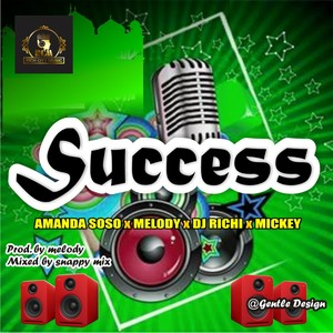Cover Art for song Success