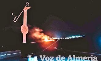 Noche de los Candiles en Almócita