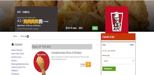 KFC Kenya for PC