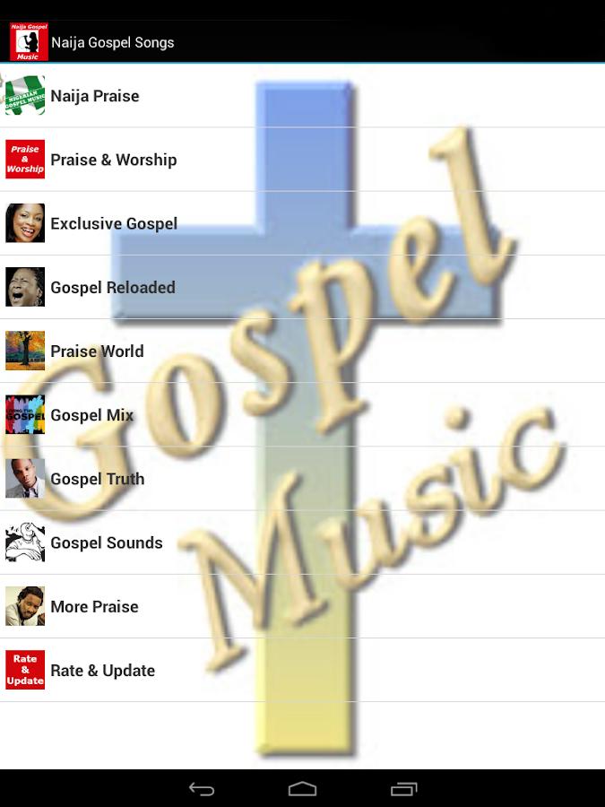 Naija Gospel Songs - Android Apps on Google Play
