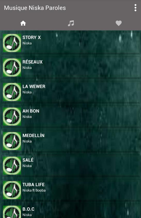 Top Musique Niska Paroles Album Commando Nouveau - Android Apps on  WP29
