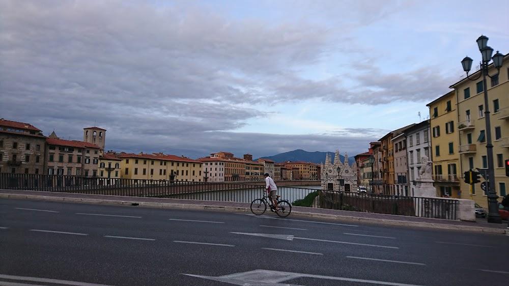 Эмилия-Романья и немного Тосканы: на поездах и пешком (сентябрь 2019)