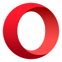 Opera Browser: Fast & Private icon